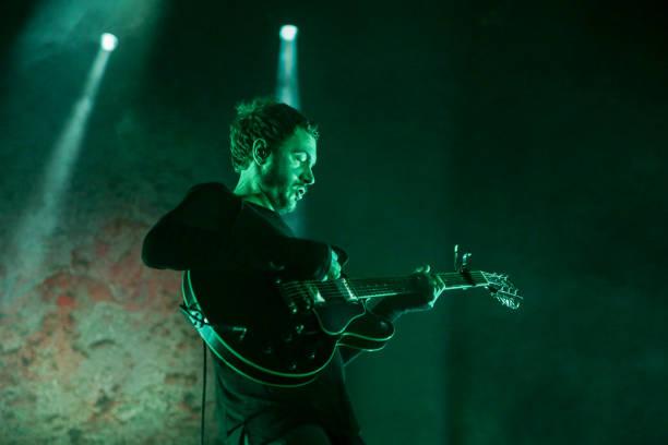 ESP: Editors Concert In Madrid