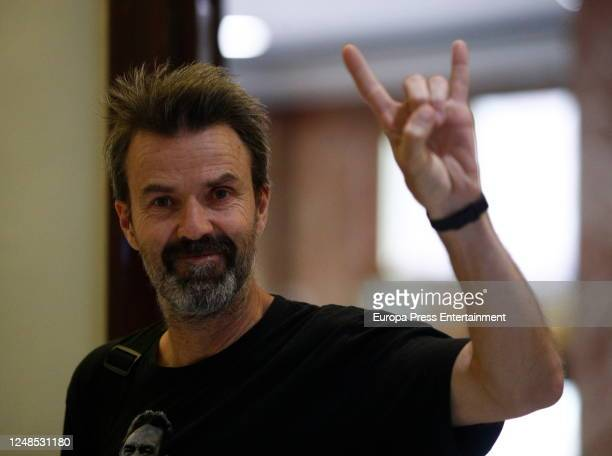 The singer Pau Dones is seen in the celebration of an SGAE Ordinary General Meeting on June 24 2019 in Madrid Spain