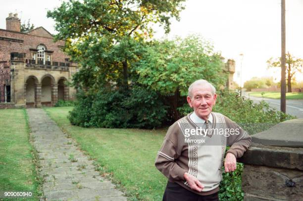 The Sir William Turner Hospital which is close to ICI Wilton Joe Mullen a retired schoolteacher who has lived at the hospital for four years 2nd...