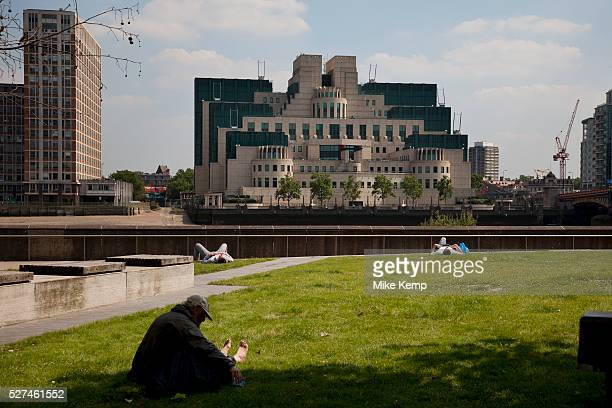 The SIS Building also commonly known as the MI6 Building is the headquarters of the British Secret Intelligence Service It is known within the...