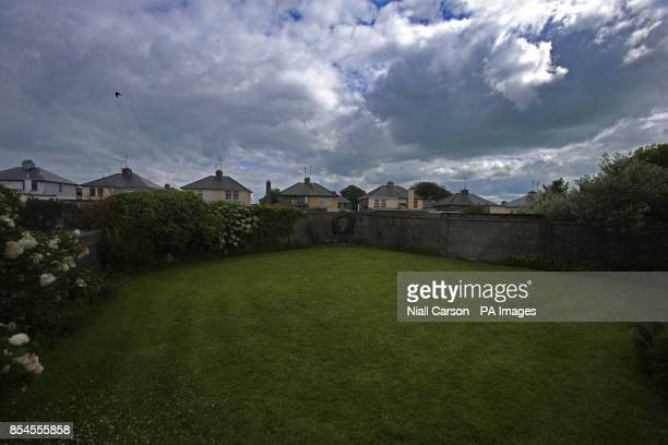 The site of a mass grave for children who died in the Tuam mother and baby home Galway as the Irish Government has bowed to national and...