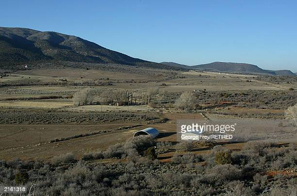 The site of the Mountain Meadows Massacre is shown December 8 2002 in southern Utah On September 11 1857 a wagon train from Arkansas with over 140...
