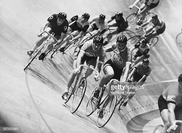 The Six Day International Cycle Race At London In United Kingdom On September 19Th 1967