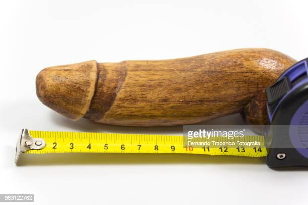 the size does matter - organe de reproduction masculin photos et images de collection
