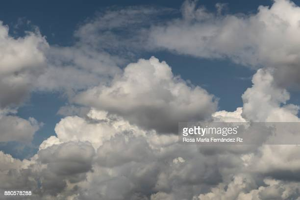 The skies above: Dramatic cloudy sky