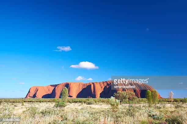 The Sky Over Uluru