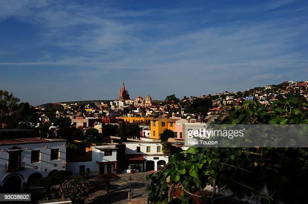 San Miguel de Allende, Guanajuato State, Mexico.