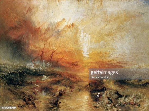 The Slave Ship by Joseph Mallord William Turner