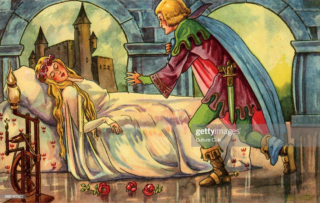 The Sleeping Beauty - Fairy tale by Fren : News Photo
