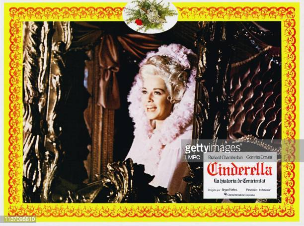 The Story Of Cinderella lobbycard aka CINDERELLA Gemma Craven 1976