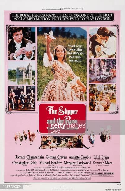 The Story Of Cinderella poster US poster art Richard Chamberlain Gemma Craven 1976