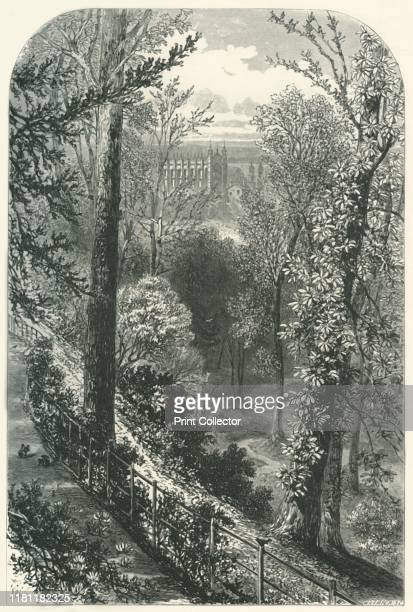 The Slopes' circa 1870 The Slopes is an area of Home Park immediately to the north and northeast of Windsor castle From Picturesque Europe The...