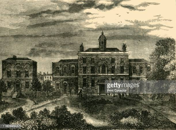 The SmallPox Hospital King's Cross in 1800' London Smallpox Hospital was established 17456 the hospital in St Pancras opened in 17934 and was...