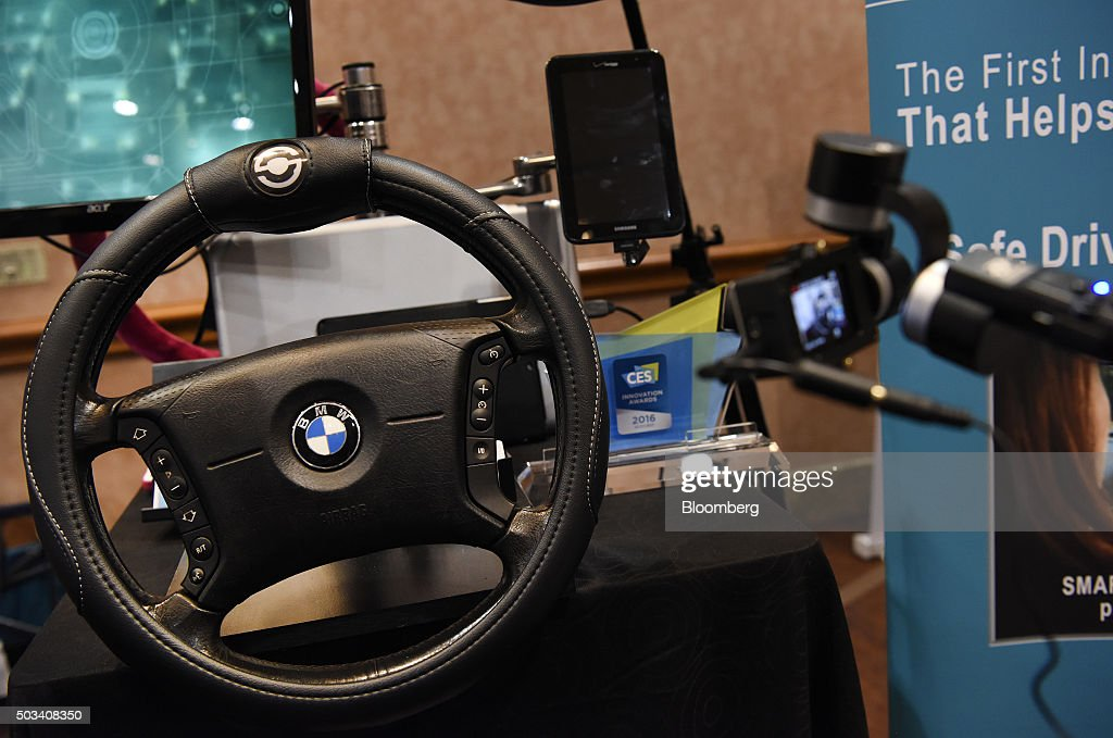 Inside The 2016 Consumer Electronics Show : News Photo