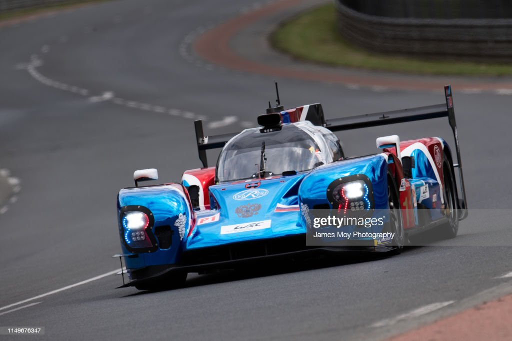 24 Hours of Le Mans - Practice and Qualifying : News Photo