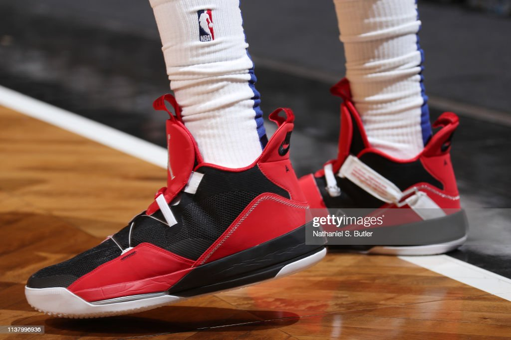 e903d30f9c2fd1 Greg Monroe played (not great) in Embiid s absence in the Air Jordan 33.