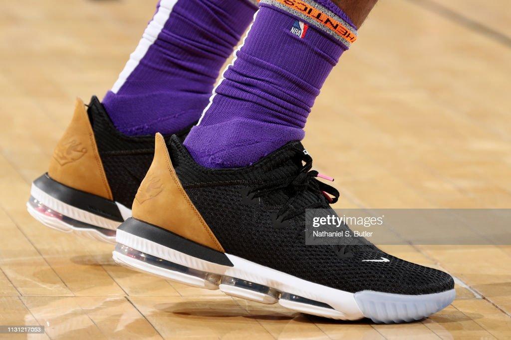 NY: Los Angeles Lakers v New York Knicks