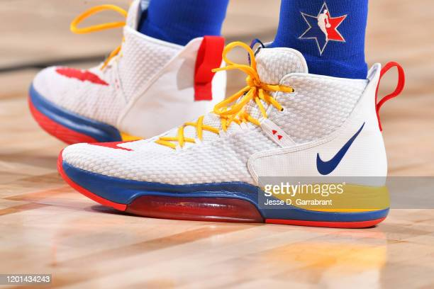 Húmedo privado suizo  446 Ben Simmons Shoes Photos and Premium High Res Pictures - Getty Images