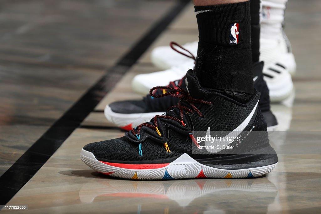 Minnesota Timberwolves v Brooklyn Nets : News Photo