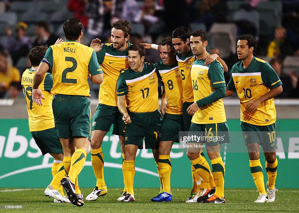 Australia v Malaysia - International Friendly
