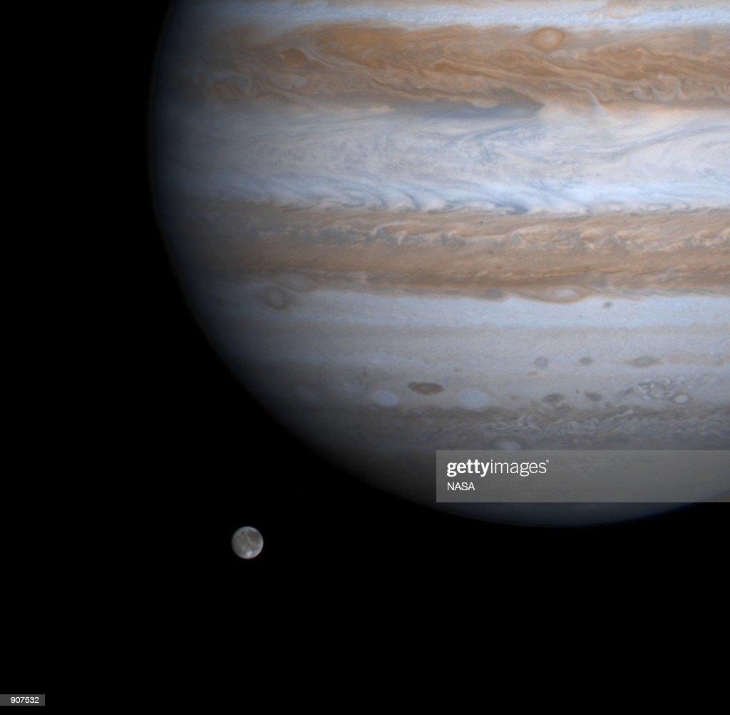 Jupiter's Satellites : News Photo