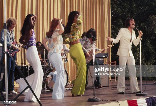 MAN The Song and Dance Spy Airdate October 5 1975 SUZY