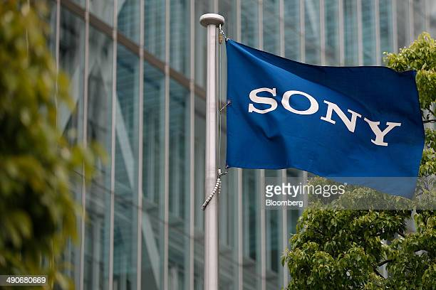 Sony Corporation Of Japan Stock Photos And Pictures Getty Images