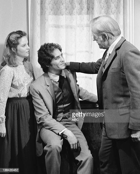 PRAIRIE The Sound of Children Episode 18 Aired 2/5/79 Pictured Melissa Sue Anderson as Mary Ingalls Kendall Linwood Boomer as Adam Kendall Philip...