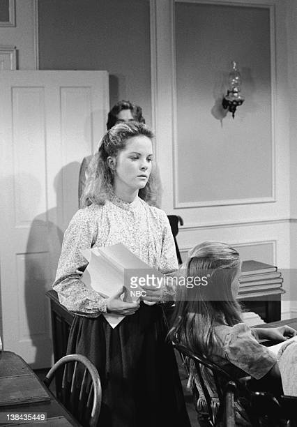 PRAIRIE The Sound of Children Episode 18 Aired 2/5/79 PicturedMelissa Sue Anderson as Mary Ingalls Kendall