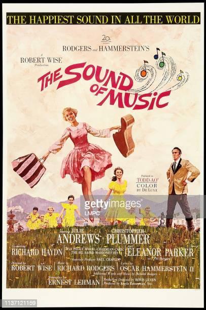 The Sound Of Music poster US poster Julie Andrews Christopher Plummer 1965