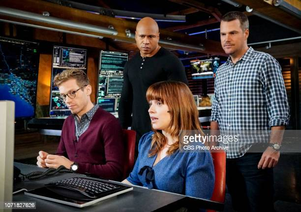 The Sound of Silence Pictured Barrett Foa LL COOL J Renée Felice Smith and Chris O'Donnell After the chief of logistics for a naval weapons station...