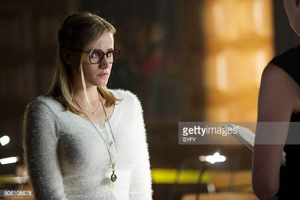 THE MAGICIANS The Source of Magic Episode 102 Pictured Olivia Taylor Dudley as Alice
