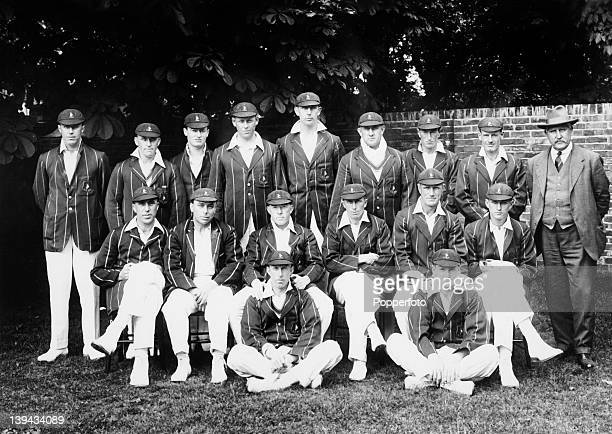 The South Africa cricket team which toured England in 1924 losing the 5 Test series 30 The team was captained by HWTaylor and managed by Mr George...