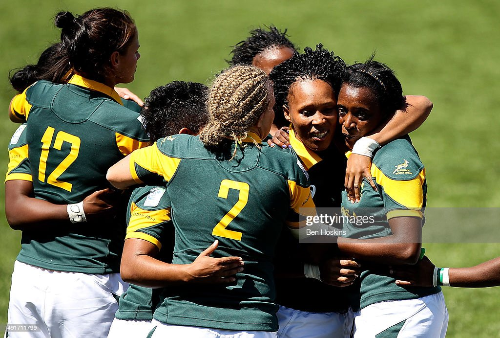 IRB Women's Sevens World Series : News Photo