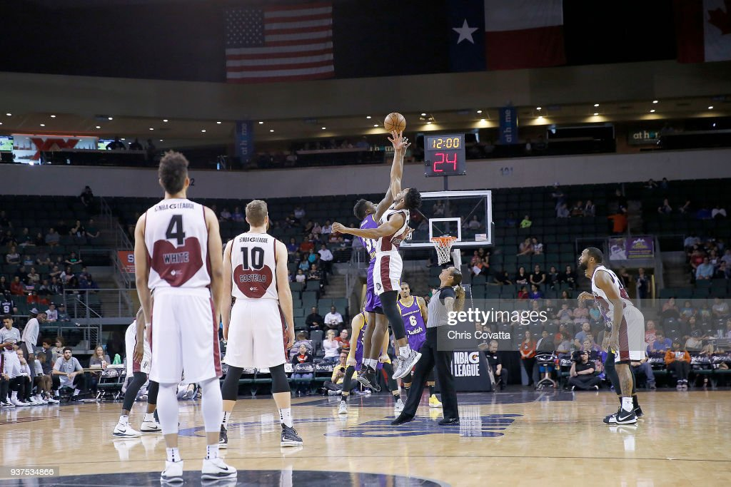 South Bay Lakers v Austin Spurs