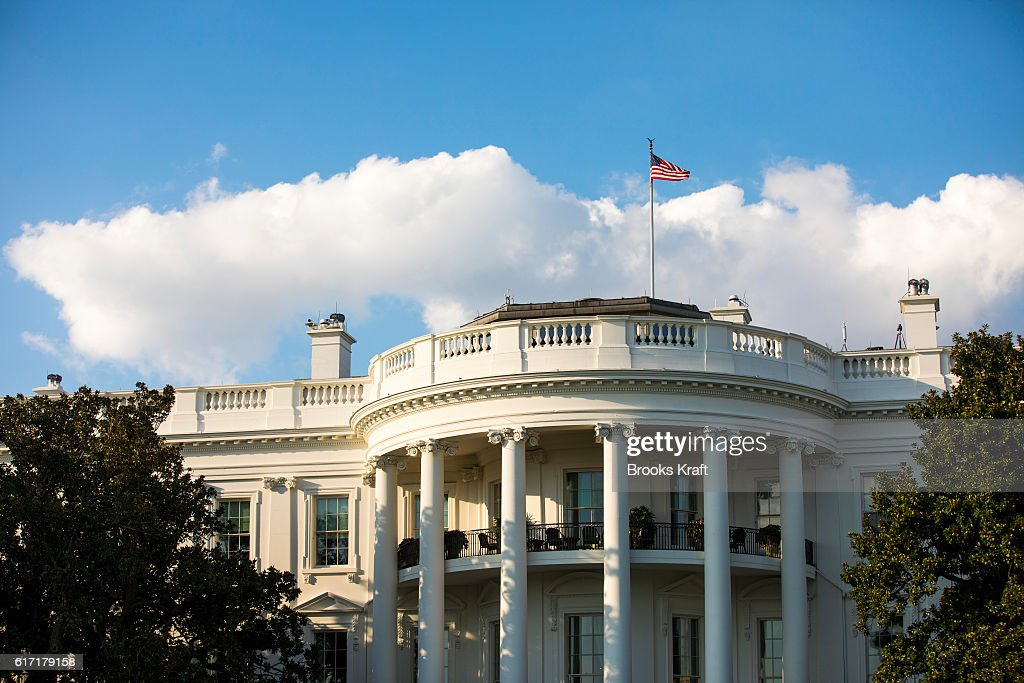 President Obama Hosts Leonardo DiCaprio For South By South Lawn At The White House : News Photo