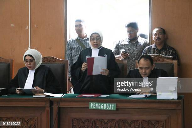 The South Jakarta Court indicted radical Indonesian Cleric Oman Rochman popularly known as Aman Abdurrahman over allegations that he masterminded a...