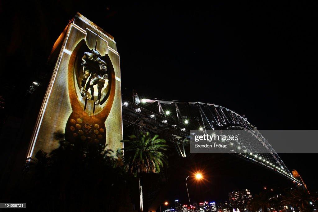 NRL Grand Final Previews : News Photo