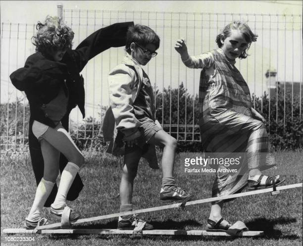 The South Sydney Festival 1979 get into full swing with kids day at Redfern Oval with the theme 'Care for Kids' from the International Year of the...