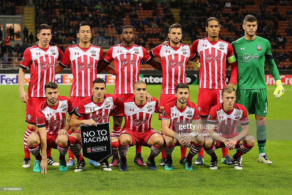 FC Internazionale Milano v Southampton FC - UEFA Europa League : News Photo