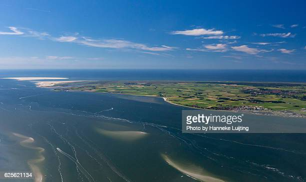 The southern tip of Texel
