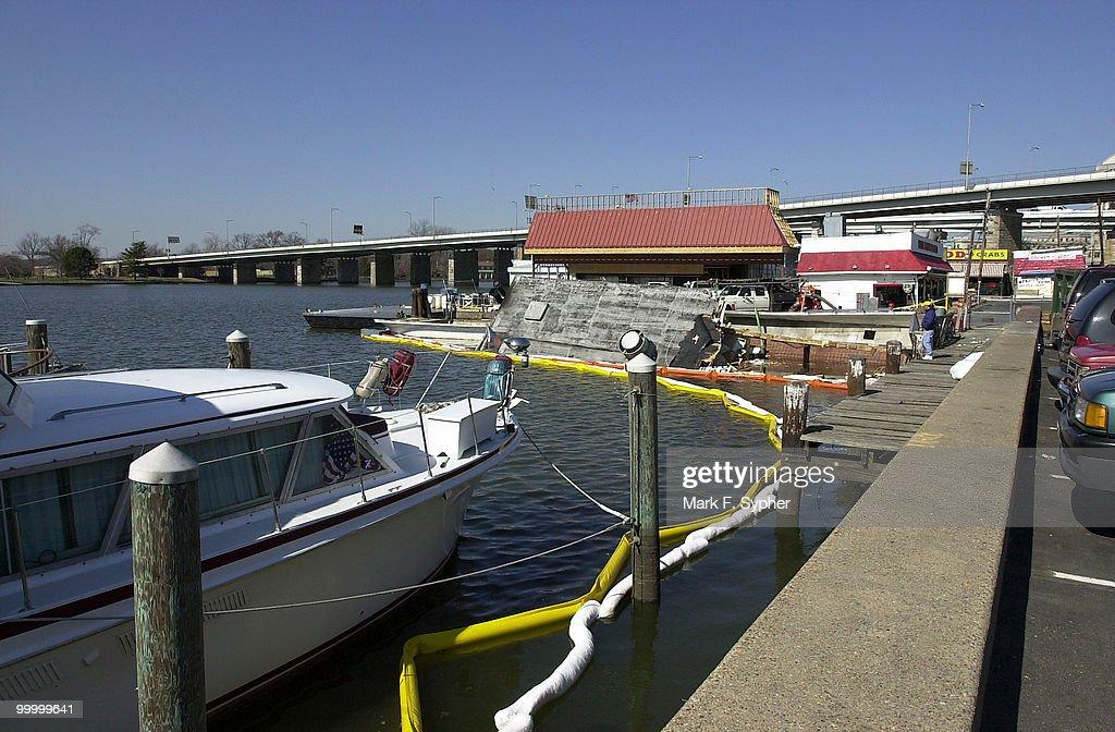 Seafood Wharf : News Photo