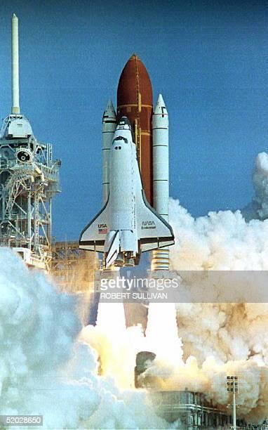 space shuttle endeavour 1992 - photo #14