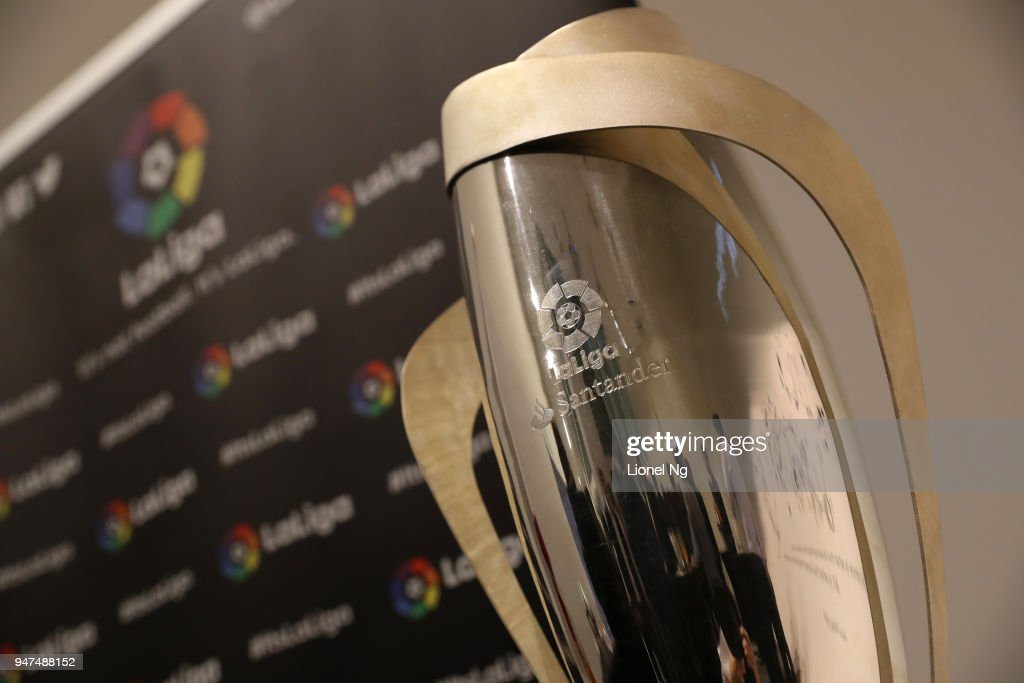 International Champions Cup Launch Press Conference : News Photo