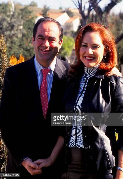 The Spanish politician Jose Bono President of the Community of Castilla la Mancha from 1983 to 2004 Minister of Defense of the Spanish Government...