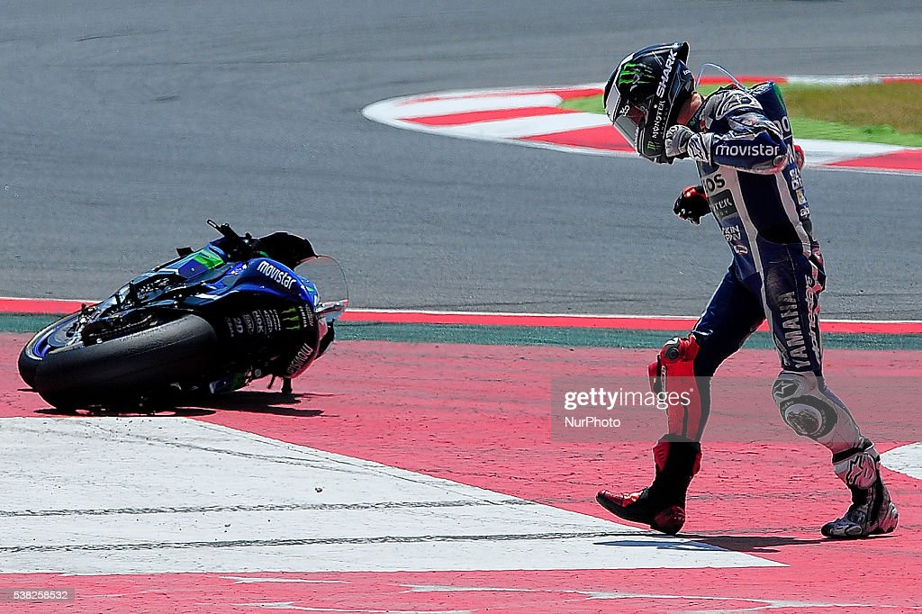 MotoGp of Catalunya - Race : News Photo