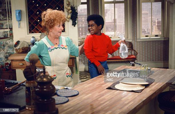 RENT STROKES The Spanking Episode 5 Pictured Charlotte Rae as Edna Garrett Gary Coleman as Arnold Jackson