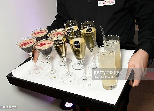 The Special K Bring Colour Back launch at The Hospital Club on October 7 2015 in London England
