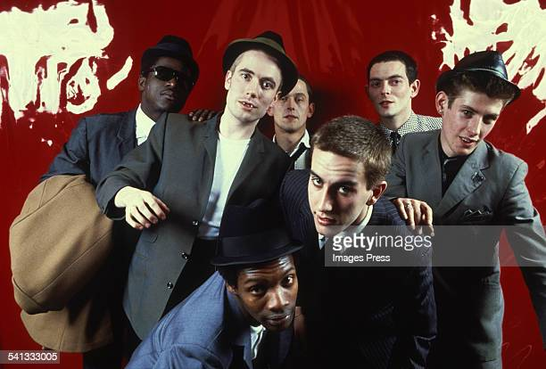 The Specials circa 1980 in New York City.