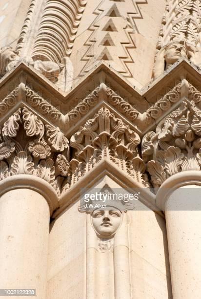 The Speyer Cathedral, Kaiserdom, Speyer, Rhineland-Palatinate, Germany
